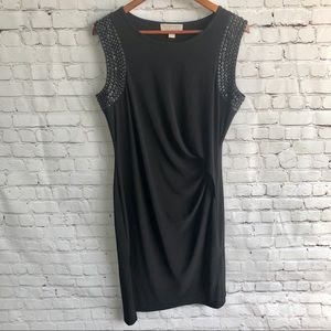 MICHAEL KORS Dress with Sequent Detail Size Large